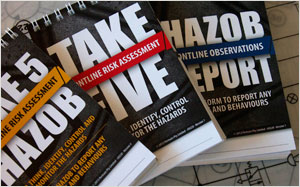 TAKE 5 booklets